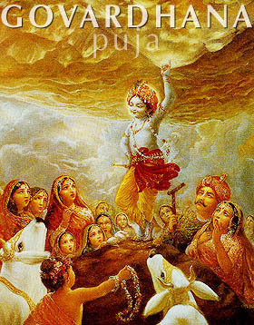 Картинки по запросу Говардхан Пуджа (Govardhan Puja) картинки